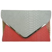 large-sized-faux-snake-skin-clutch-bag