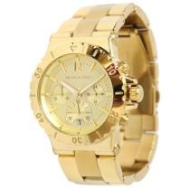 new-michael-kors-gold-chrono-oversize-watch-mk5313-j1631-6ftjj
