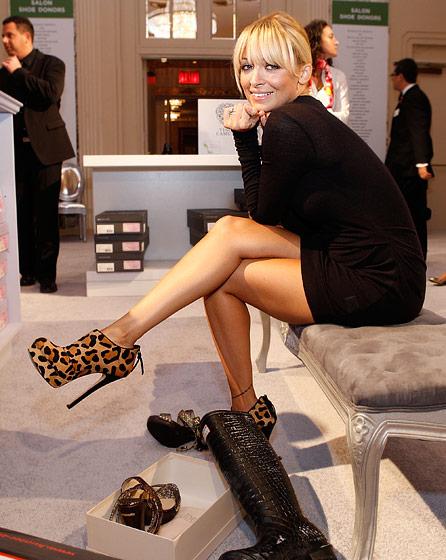 nicole-richie-leopard-booties