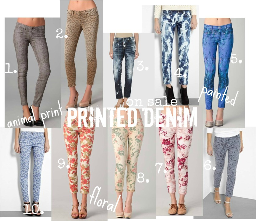 printeddenim