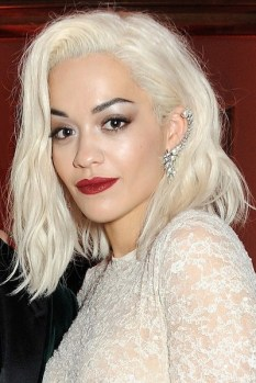 Rita Ora ear cuff